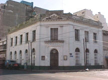 Sociedad Luz, Suarez 1301, barrio de Barracas