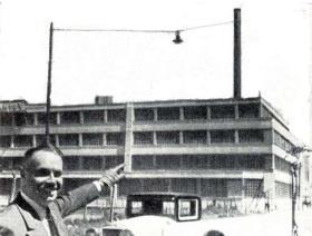 Sudamtex en 1935, año de su inauguración