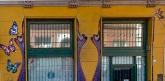 Centro Cultural Tierra Violeta: Tacuarí 538