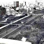 Villa del Parque. Foto año 1970.