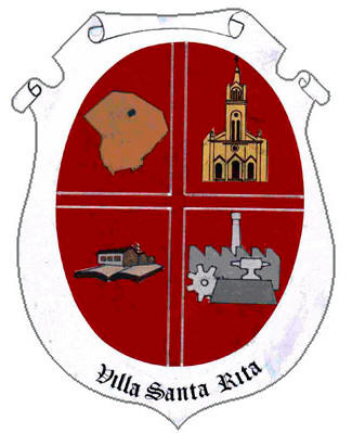 emblema del barrio Villa Santa Rita