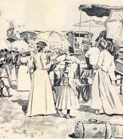 La Moda Femenina en el Siglo XIX en el Río de la Plata