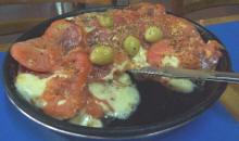 pizza de Banchero