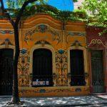 Casas Fileteadas Calle Jean Jeaures