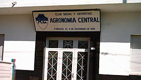 Club Agronomia Central