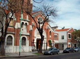 Parroquia de Santa Magdalena Sofía Barat