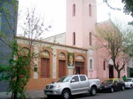 Iglesia Santa Teresa Del Niño Jesús