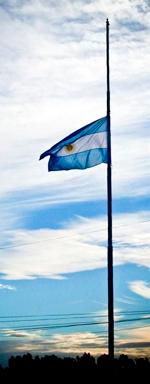 bandera duelo