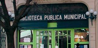 Biblioteca Municipal Miguel Cane