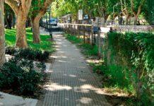 Calle Plazoleta: F. Roosevelt y Estomba