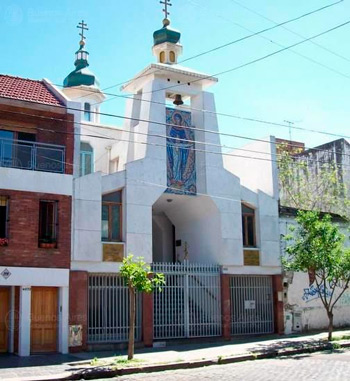Santa Virgen de Pokrova