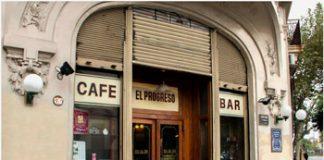 Bar El Progreso Foto: CCMO