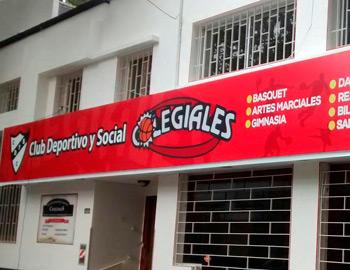 Club Deportivo y Social Colegiales