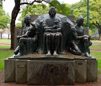 Monumentos Indio Americano