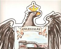 emblema Colegiales