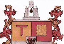 emblema del barrio de Recoleta