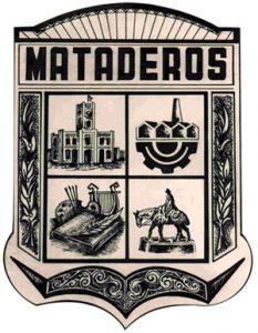 emblema del barrio de Mataderos