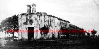 primer templo jesuítico