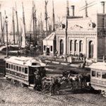 Foto 1870 La Boca (el puerto)