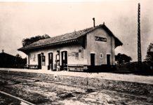 Estación Floresta inaugurada el 29/08/1957
