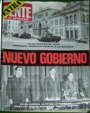 36 aniversario del golpe de Estado del 24 de marzo de 1976