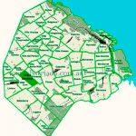 Velez Sarsfield en el mapa barrial