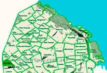 Versalles en el mapa de los barrios