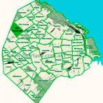 Villa Pueyrredón en el mapa de los barrios