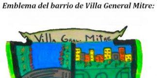 emblema del barrio Villa Gral Mitre