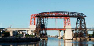 Viejo puente transbordador