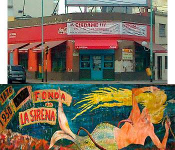 """""""La Sirena"""" Av. Del Tejar y Núñez"""
