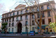 Casa Colectiva Valentín Alsina: Caseros 3183