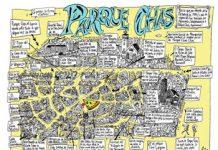 Mapa de Parque Chas por REP