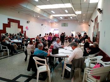 Primer Plenario de Consejos Consultivos Comunales y Organizaciones Ciudadanas