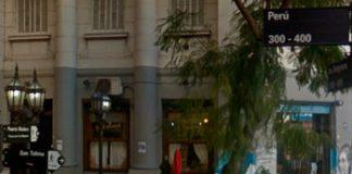Bar el Colonial, Avenida Belgrano 599