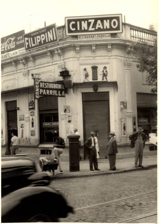 Bar El Buzon – Centenera y Tabare