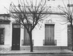 Combate de los Pozos 1678 donde nació Manuel Rojas en 1960