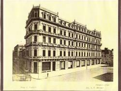 Edificio Drabble, Av. de Mayo 748