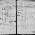 Censo de 1895 - Familia Leoni