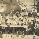 Foto del interior del Bar El Buzón de 1957 aproximadamente