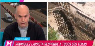 Rodriguez Larreta responde en el Diario de Mariana