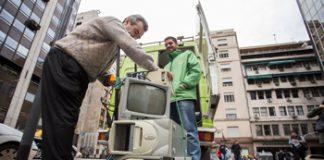 Aparatos eléctricos y/o electrónicos en desuso: Nueva campaña de la Ciudad