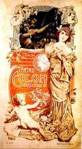 Inaguración del Teatro Colón