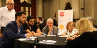 Más de 70 vecinos de Balvanera participaron con propuestas e inquietudes