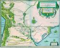 Territorio argentino - paraguayo antes de la división de 1617