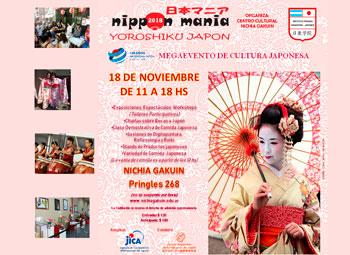 Nippon Manía 2018
