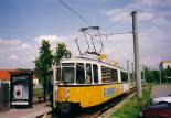 Tranvías alemanes Nordhausentram
