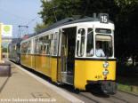 Tranvías alemanes Strassenbahn-Stuttgart