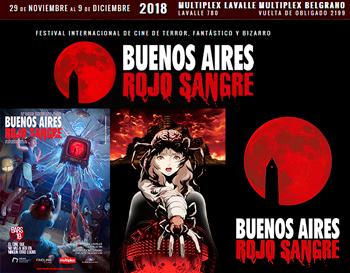 Buenos Aires Rojo Sangre 2018
