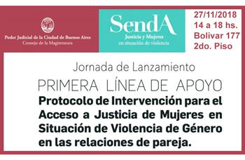 Primera Línea de Apoyo: cómo actuar ante un caso de violencia de género